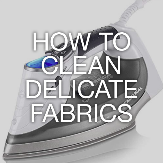 how, to, clean, fabric, cloth, delicate, sustainable, care, tips