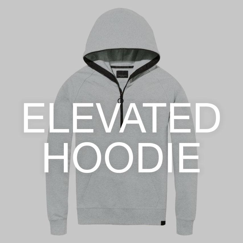 elevated, hoodie, sweater, mens, top